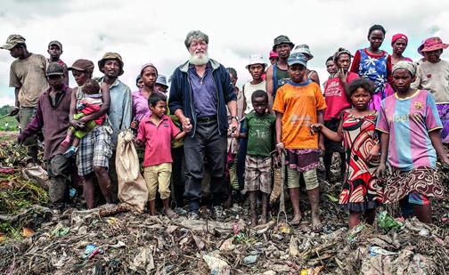 Père Pedro Opeka nominé pour le prix Nobel de la Paix –